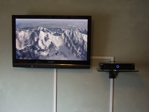Best Way To Hide Disguise Cables On A Wall Mounted Tv