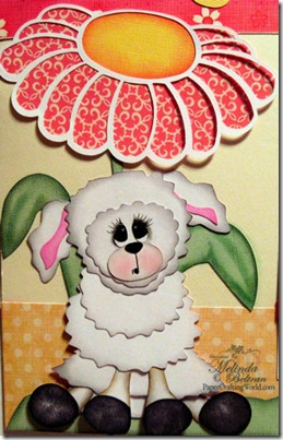 lamb and flower close up-500j
