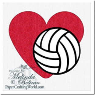 volleyball n heart200-wjl