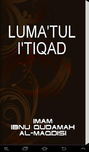 Luma'tul İti'qad