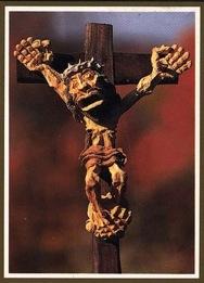 liberation crucifix
