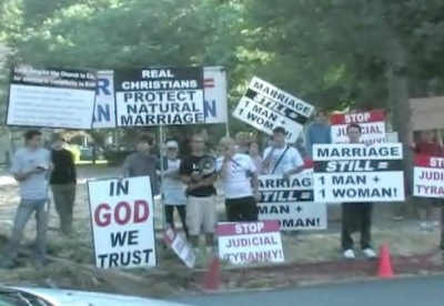American bigotry