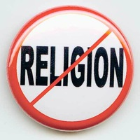 anti-religion