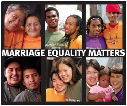 Marriage equality matters