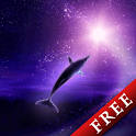 Dolphin Galaxy Trial icon