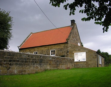 Friends Meetinghouse at Osmotherley, England