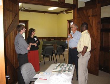 Friends at Earlham School of Religion's 50th Anniversary Celebration at Heartland Meeting, Wichita, KS