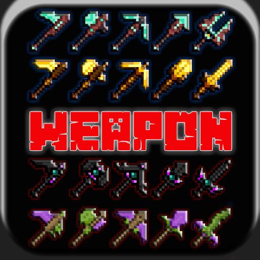 Weapon Mods PE