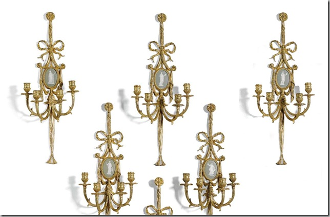 sothebys sconces