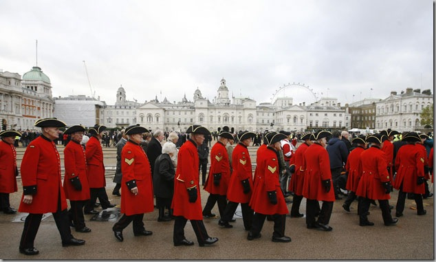Chelsea-Pensioners