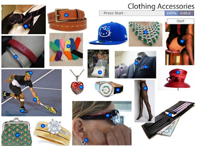 Chiew's CLIL EFL ESL Blog: Clothing Accessories