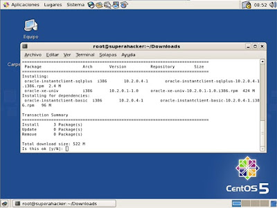 download oracle xe para linux
