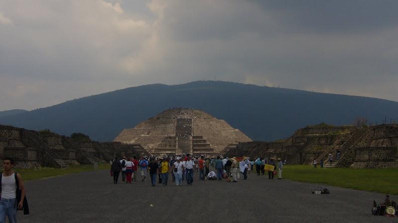 größte grundfläche pyramide der welt mexiko