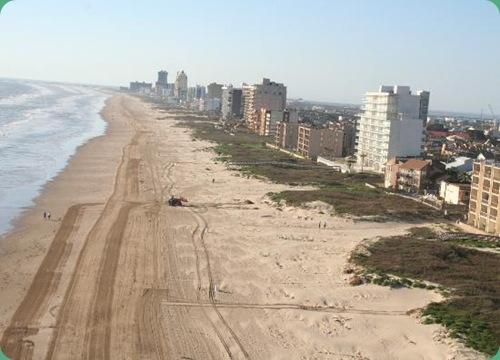 What A Nice Beach Huh