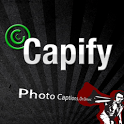 Capify: Funny Photo Captions icon