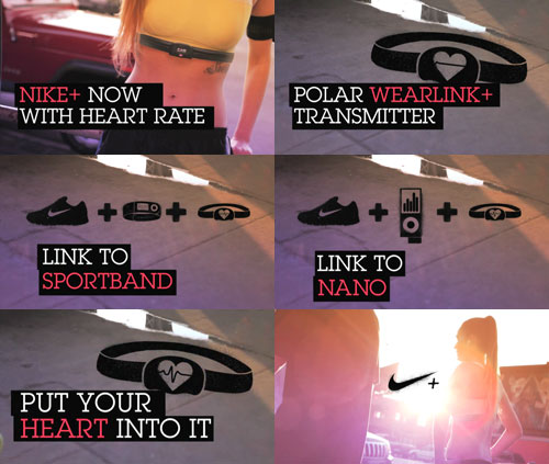 Polar Wearlink+ Transmitter for Nike+