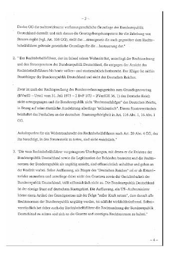 bundesrepublik deutschland staatsform
