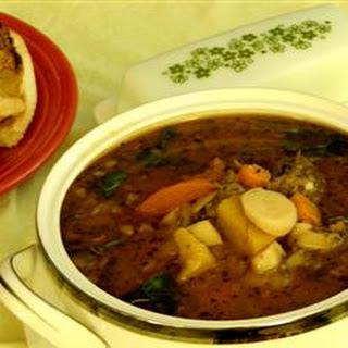 Oxtail Soup I