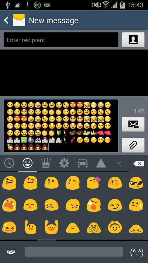 emoji keyboard wallpaper - photo #29