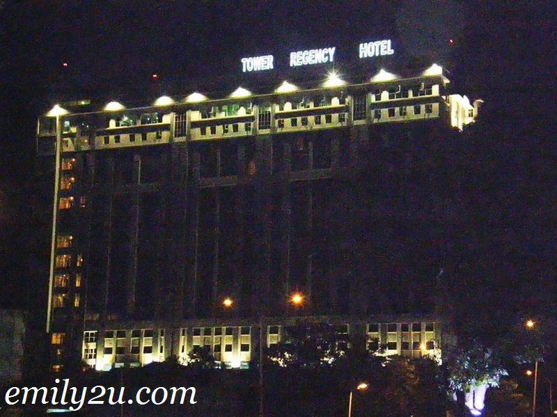 Tower Regency Hotel and Apartments Ipoh