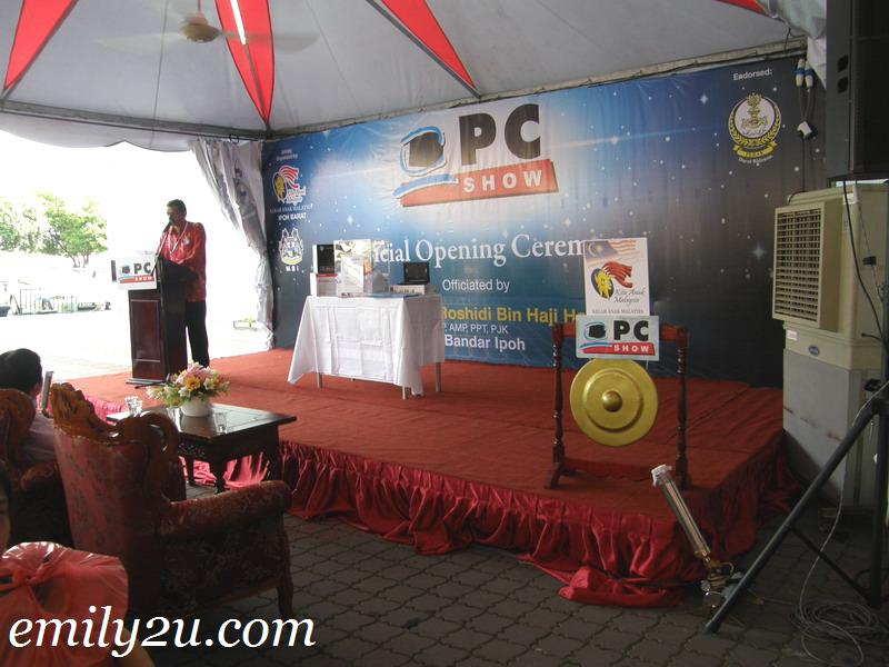 PC Show 2010: 6th - 8th Aug (Ipoh)