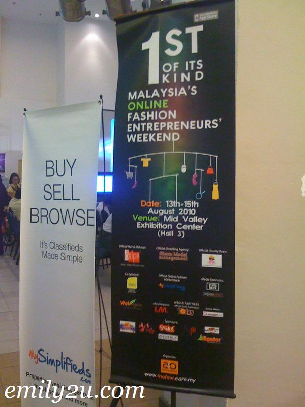 MOFEW Day 1 @ MidValley Megamall, Kuala Lumpur