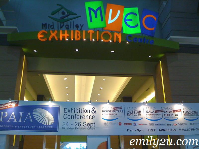 PAIA Exhibition and Conference 2010 @ Mid Valley Exhibition Centre (24th - 26th Sept)