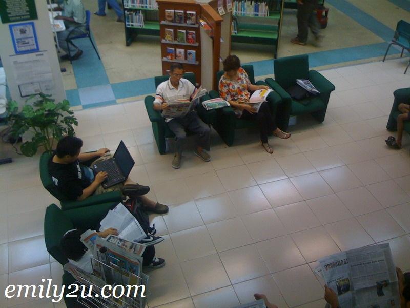 Perpustakaan Negeri Shah Alam - Soalan 80