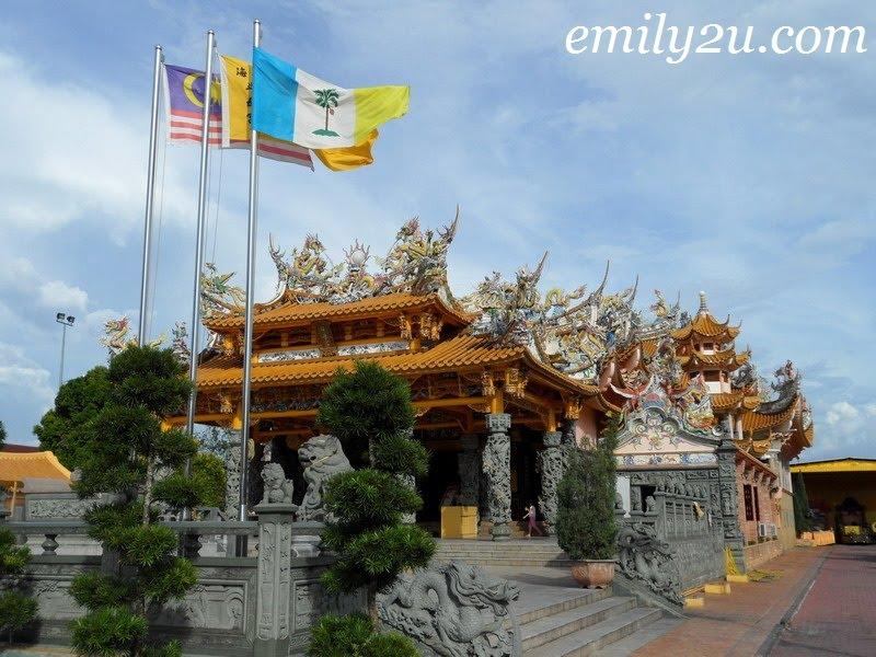 Tow Boo Kong (Taoist Temple) Jalan Raja Uda, Butterworth, Seberang Perai (Exterior)
