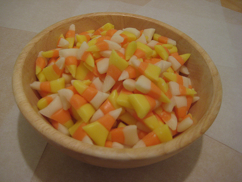 Home Made Candy Corn