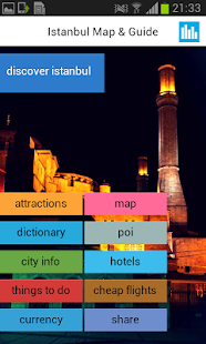 Istanbul Offline Map & Guide- screenshot thumbnail