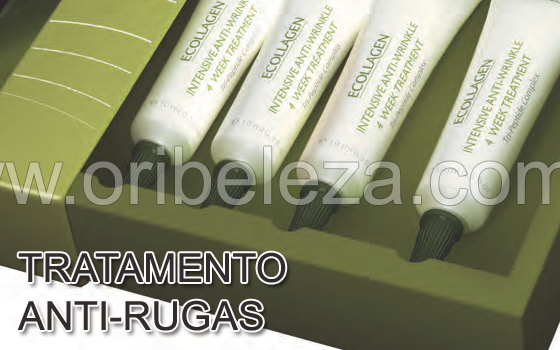 Tratamento Anti-Rugas Ecollagen