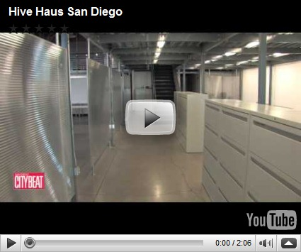 Hive house video tour