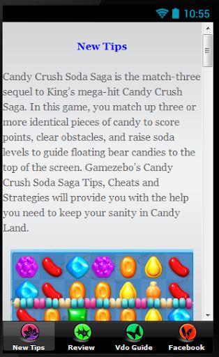 New Cheat Candy C. Soda