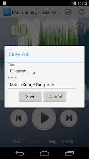 Ringtone Maker- screenshot thumbnail