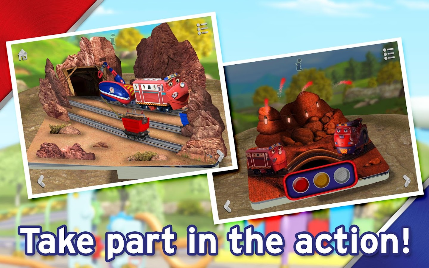 Chuggington Chug Patrol Free- screenshot