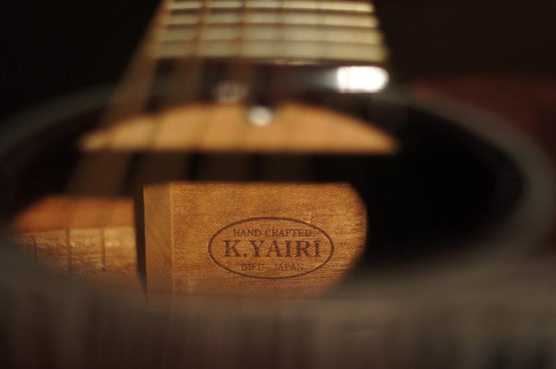 guitare k yairi yf 36