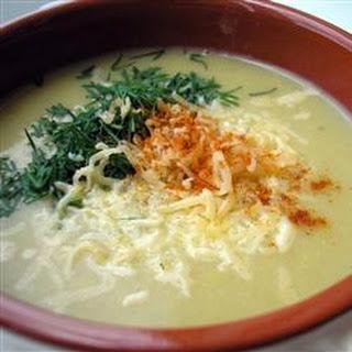Pat's Cream of Potato Soup.