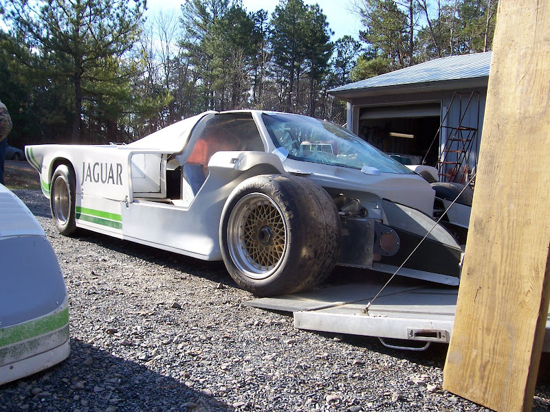 Group44 XJR5 Chassis #012/ GT40 is next! | GT40s