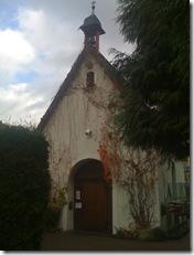 1st Schoenstatt Chapel