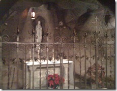 Immaculate Conception Basilica DC Lourdes Grotto