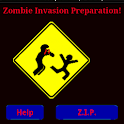 Zombie Invasion Preparation logo