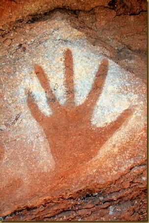 Close encounters of the rock art kind