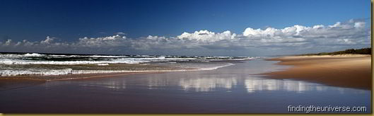 Sometimes... just a walk on the beach is enough... Fraser Island - Australia