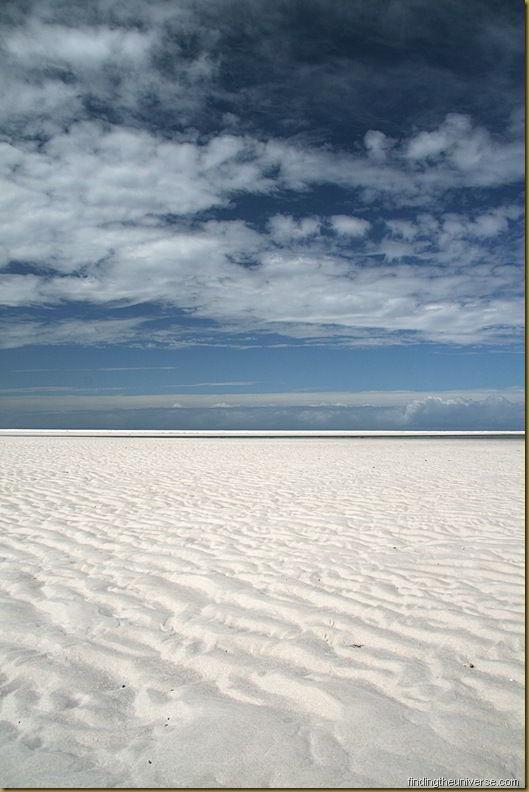 A beach on the North Eastern Tasmanian Coastline
