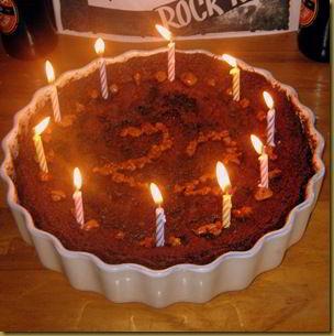 Birthday cake. I know - i'm not 22