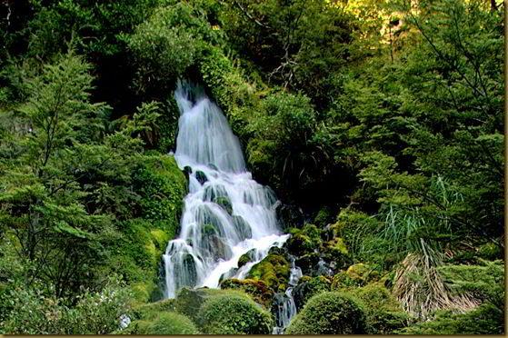 Waterfall next to Waitonga 2
