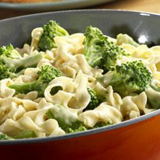 Broccoli and Noodles Supreme.