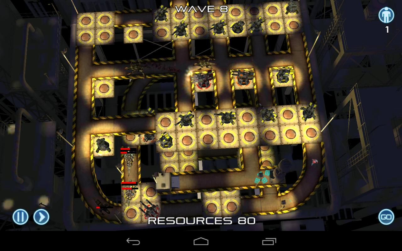 Tower Raiders 3 FREE - screenshot