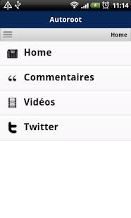Autoroot - screenshot thumbnail